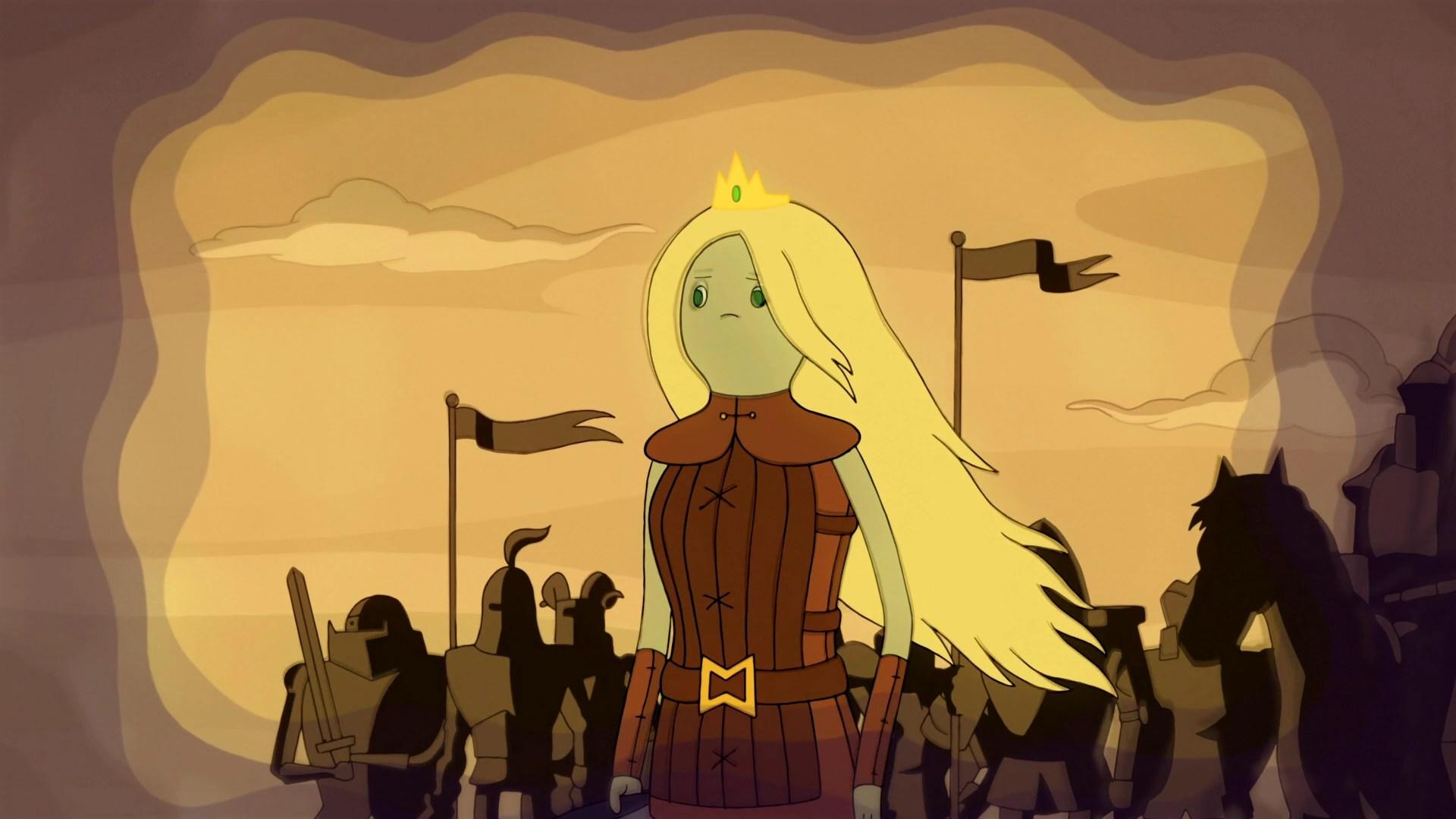 Ghost Princess Adventure Time Wiki Fandom Powered Wikia