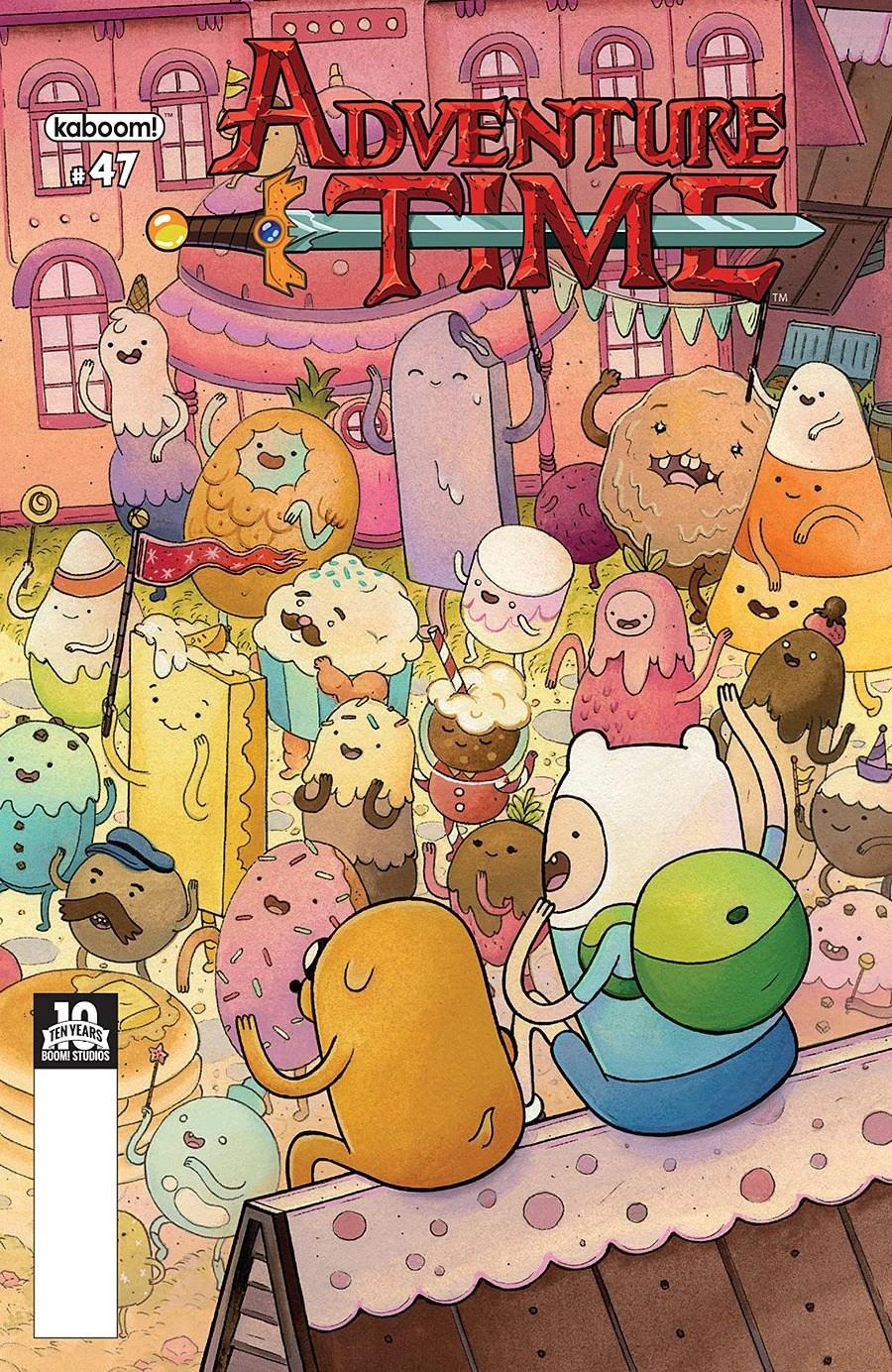 Issue 47 Adventure Time Wiki Fandom Powered By Wikia