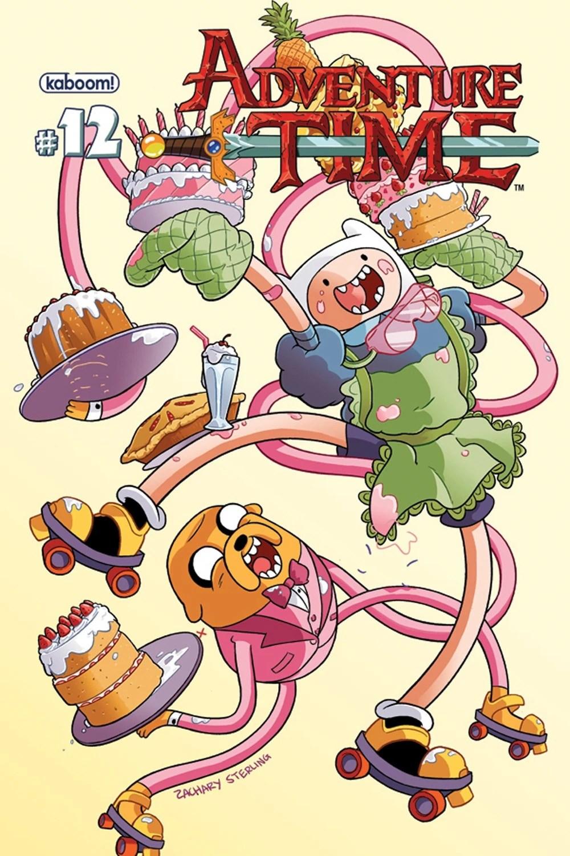 Issue 12 Adventure Time Wiki Fandom Powered By Wikia
