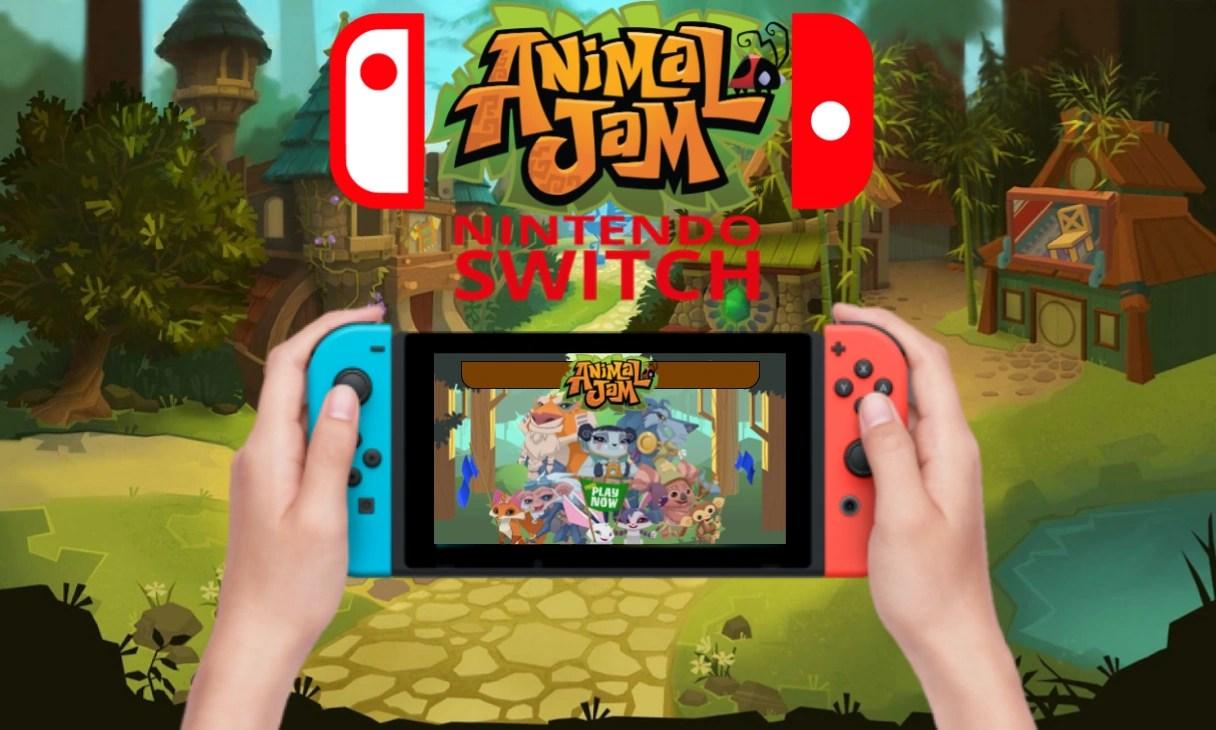 animal jam nintendo switch