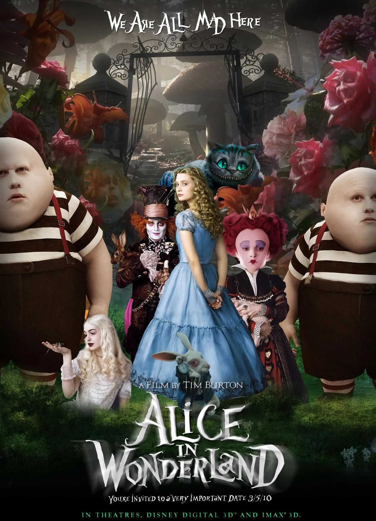 Alice Wonderland 1985 Tv Series
