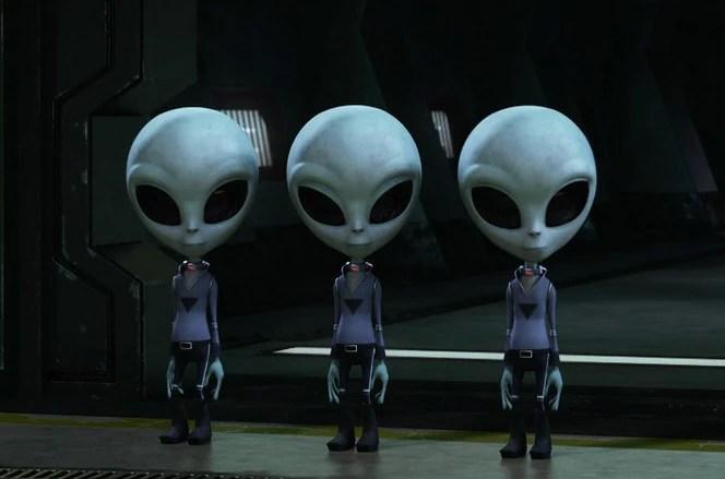 The Greys Escape from Planet Earth Alien Wiki FANDOM