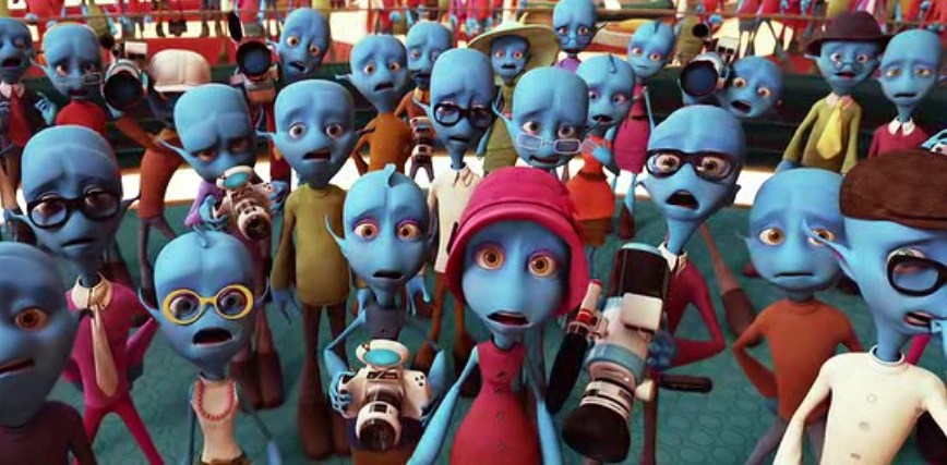 CategoryEscape from Planet Earth Universe Alien Species