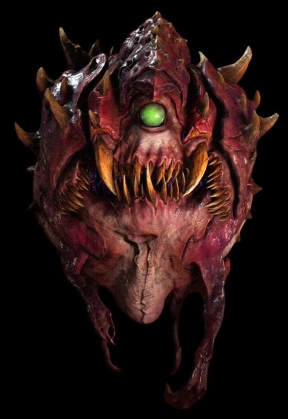cacodemon alien species fandom