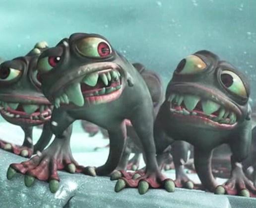 Gnarlach Alien Species FANDOM powered by Wikia