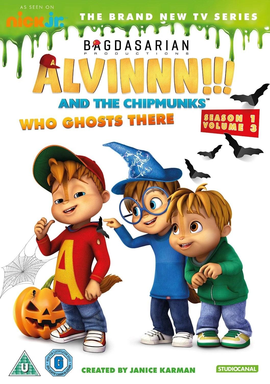 Chipmunk Adventure Dvd Cover
