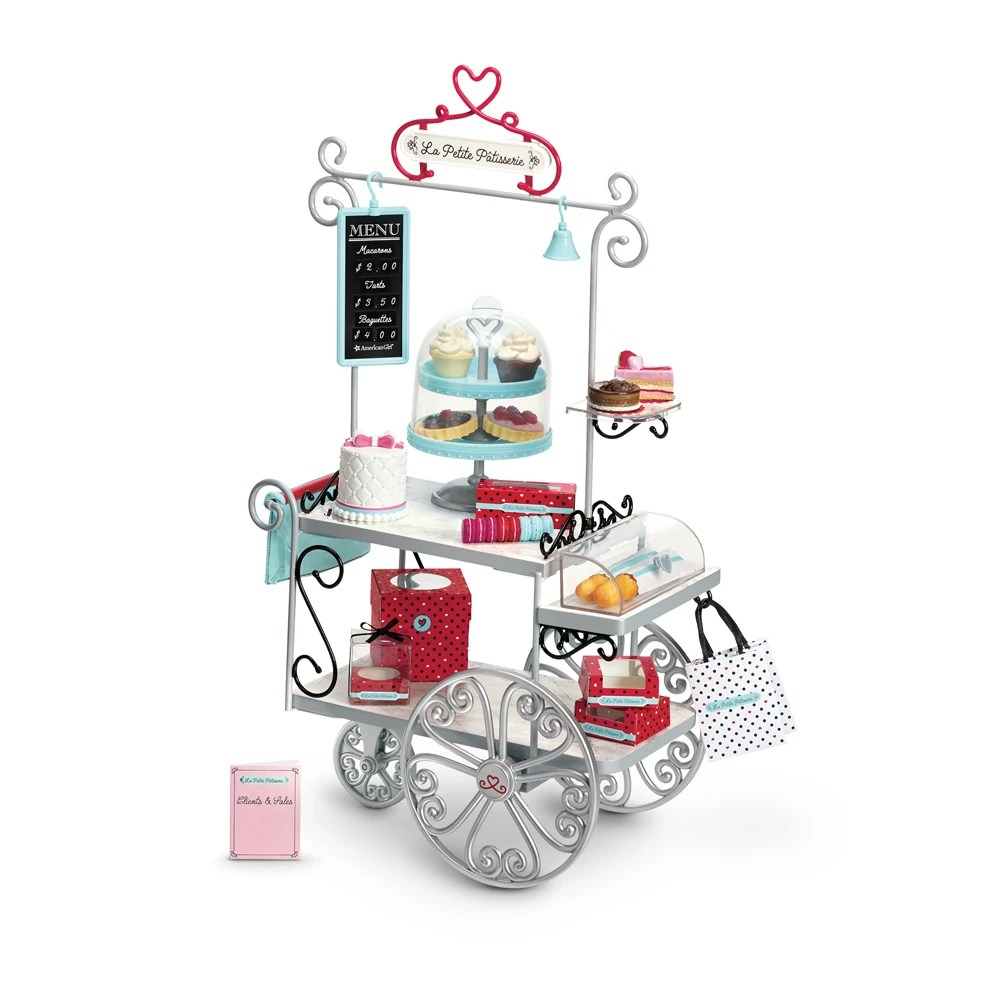 grace s pastry cart [ 1000 x 1000 Pixel ]