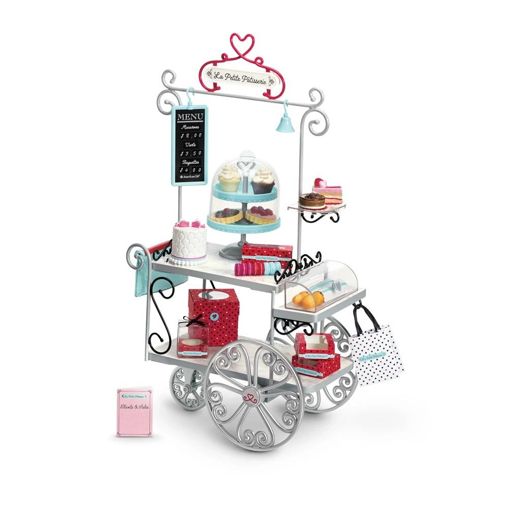 medium resolution of grace s pastry cart