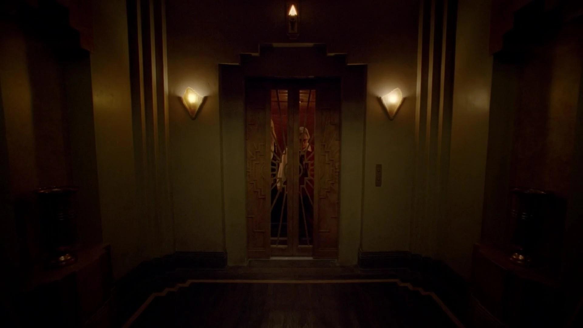 Hotel Cortez Elevator American Horror