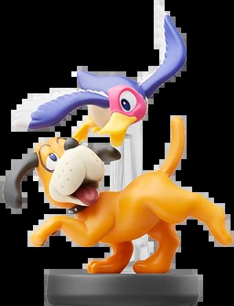 duck hunt amiibo wiki