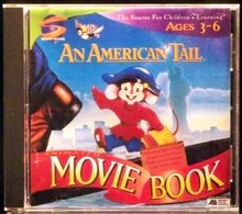 An American Tail Animated Moviebook An American Tail