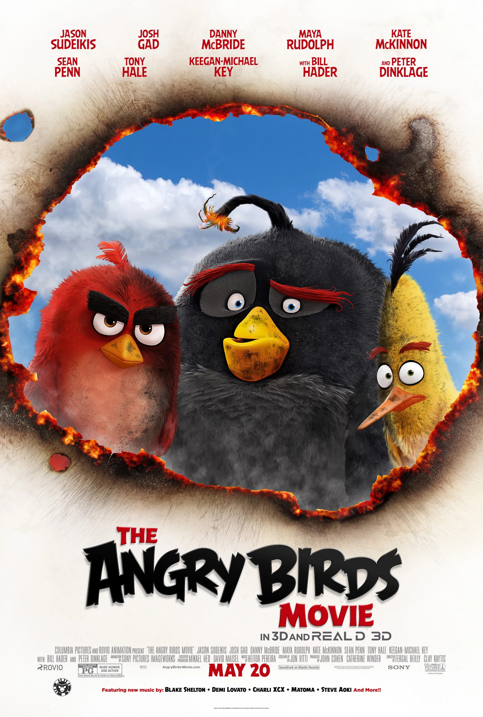 Angry Birds Movie Sony Entertaiment Wiki - Year of Clean Water