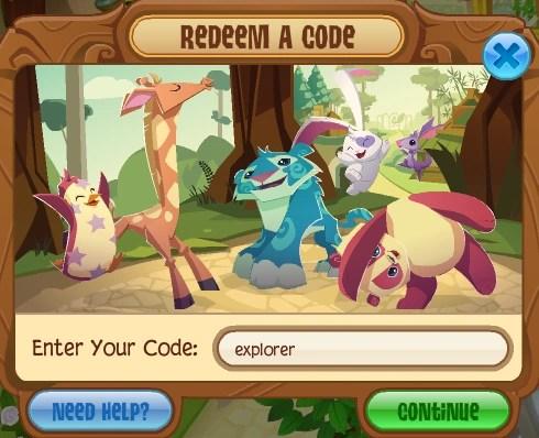 codes animal jam wiki