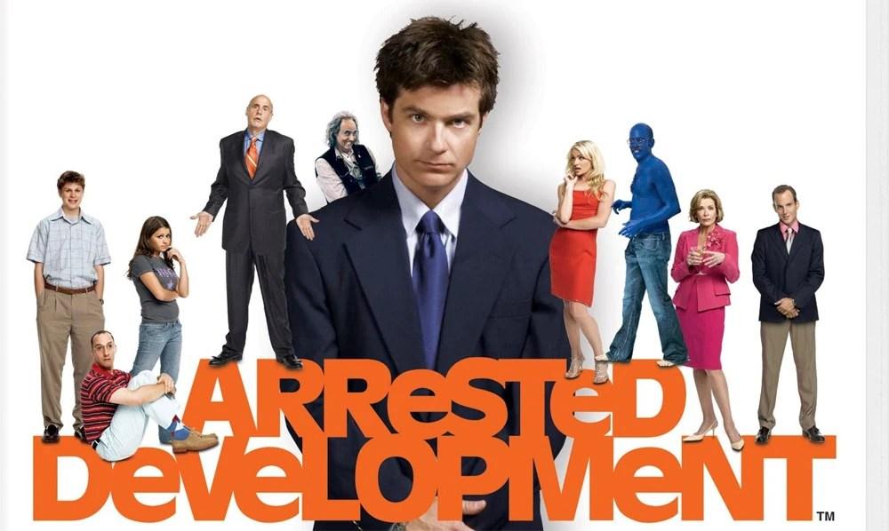Steve Holt Arrested Development Character