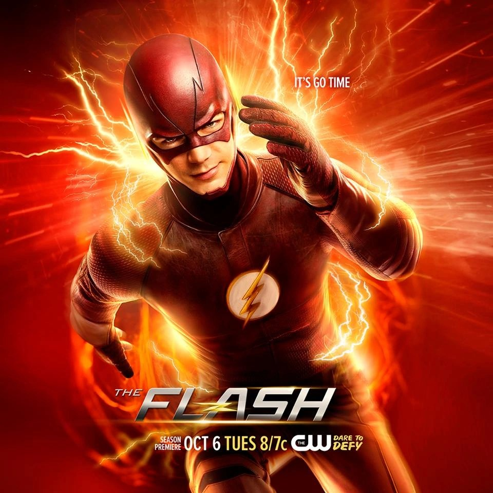 Flash Season 2 Wb