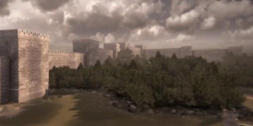 Aurelian Walls Assassin S Creed Wiki Fandom Powered By