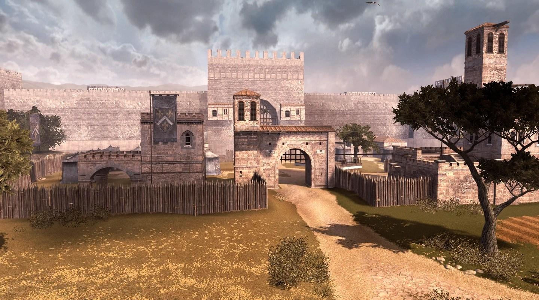 Castra Praetoria Assassin S Creed Wiki Fandom Powered