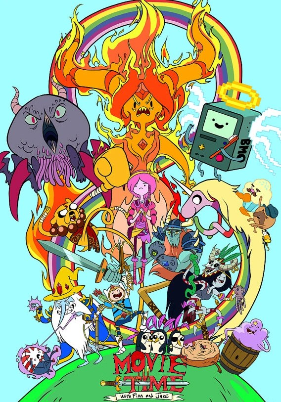 adventure time the movie
