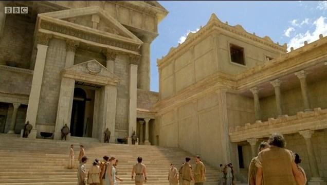 Temple Of Poseidon Atlantis Wiki Fandom Powered By Wikia