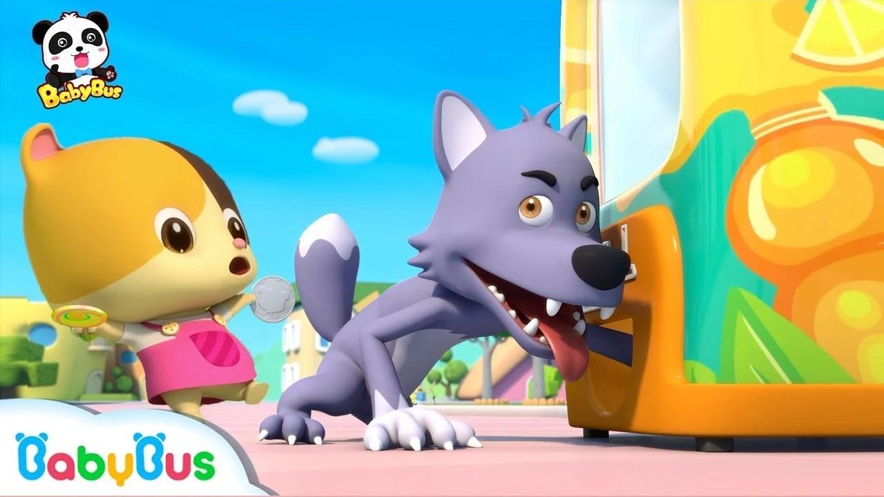 Bandit Wolf   Babybus Wiki   Fandom