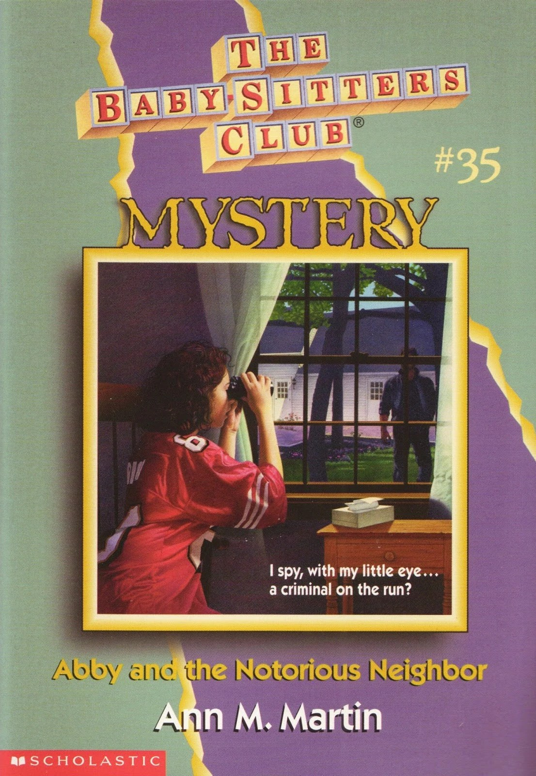 Abby And The Notorious Neighbor The Baby Sitters Club Wiki
