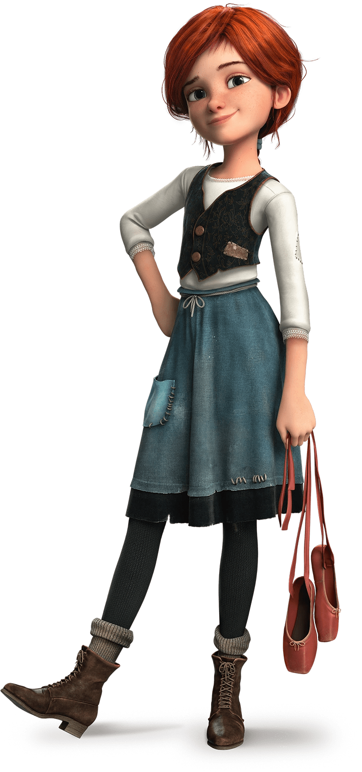 character shoes wiki