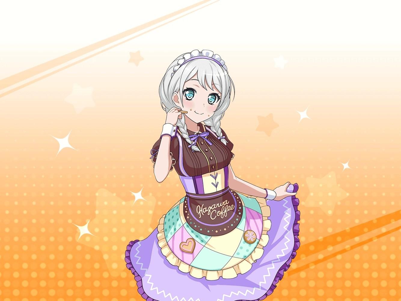 pastel maid bang dream