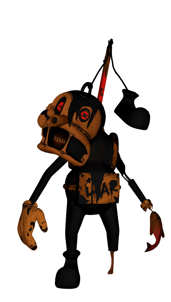 Torture Fisher  Bendy And The Ink Machine Custom Wiki