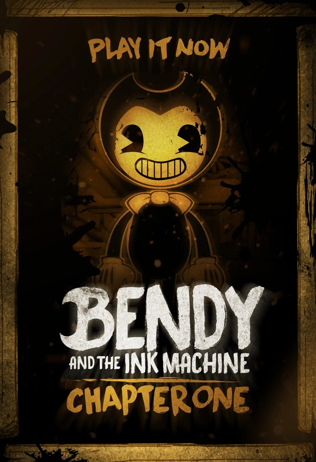 Bendy Chapter and the Machine Ink