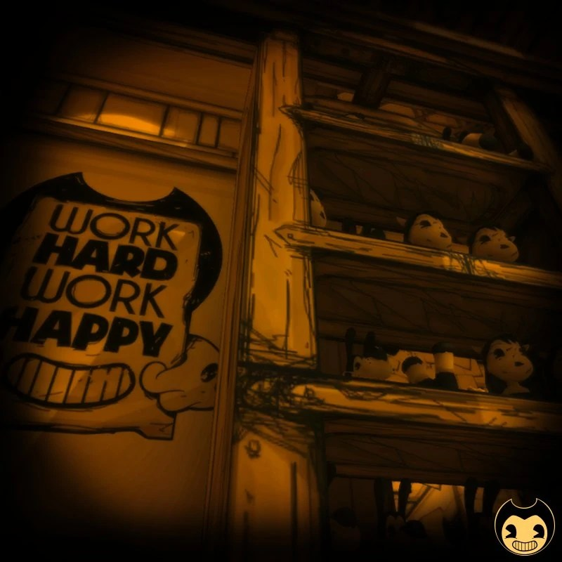 Toys  Bendy and the Ink Machine Wiki  FANDOM powered by