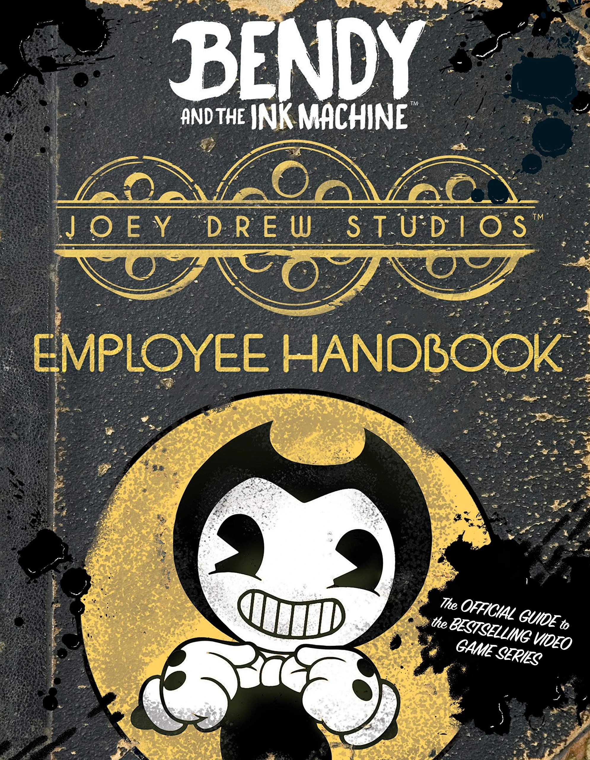 And Ink Machine Bendy Joey