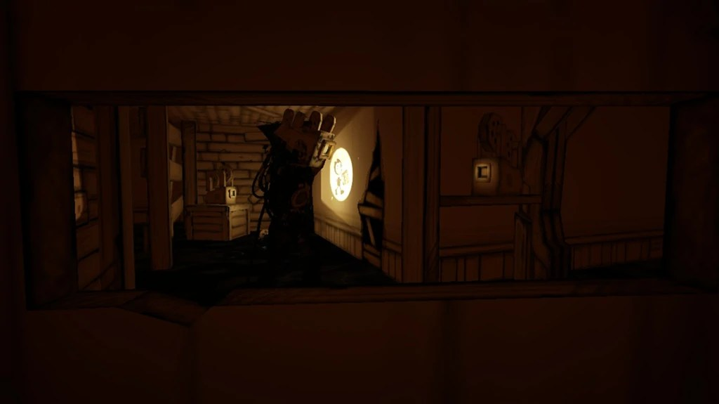 The Projectionist  Bendy and the Ink Machine Wiki
