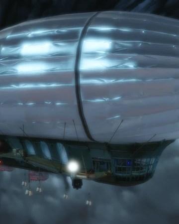 Security Zeppelin Bioshock Wiki Fandom