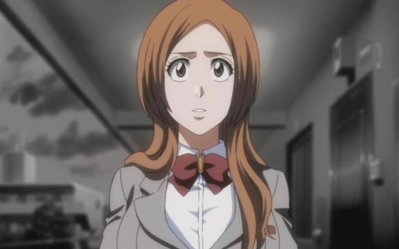 Bad Girl Anime Wallpaper Orihime Inoue Bleached Wolf S Rain Wiki Fandom Powered