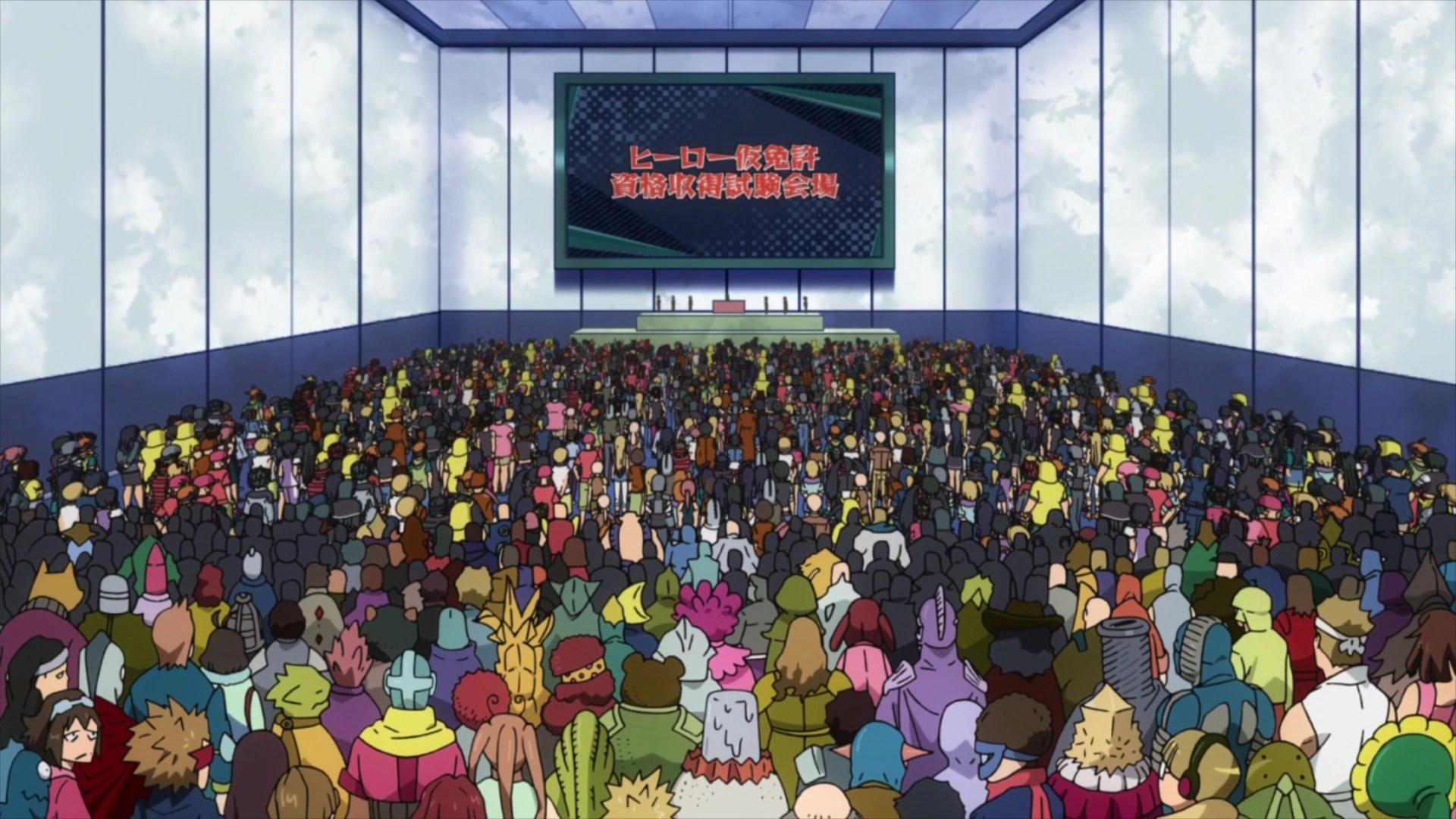 Boku No Hero Academia Stain Boku No Hero Anime - MVlC