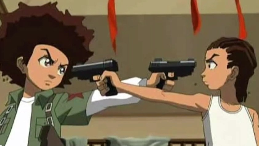 home alone the boondocks