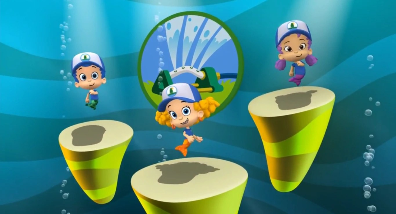 The Sprinkler Dance Bubble Guppies Wiki Fandom Powered