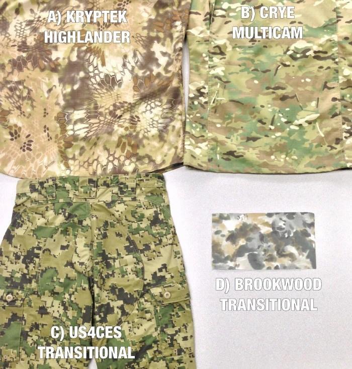 u s army camouflage