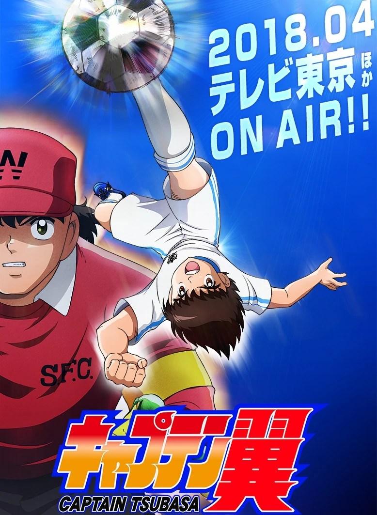 Captain Tsubasa 2018 Episode 53 : captain, tsubasa, episode, Captain, Tsubasa, Ortholasopa