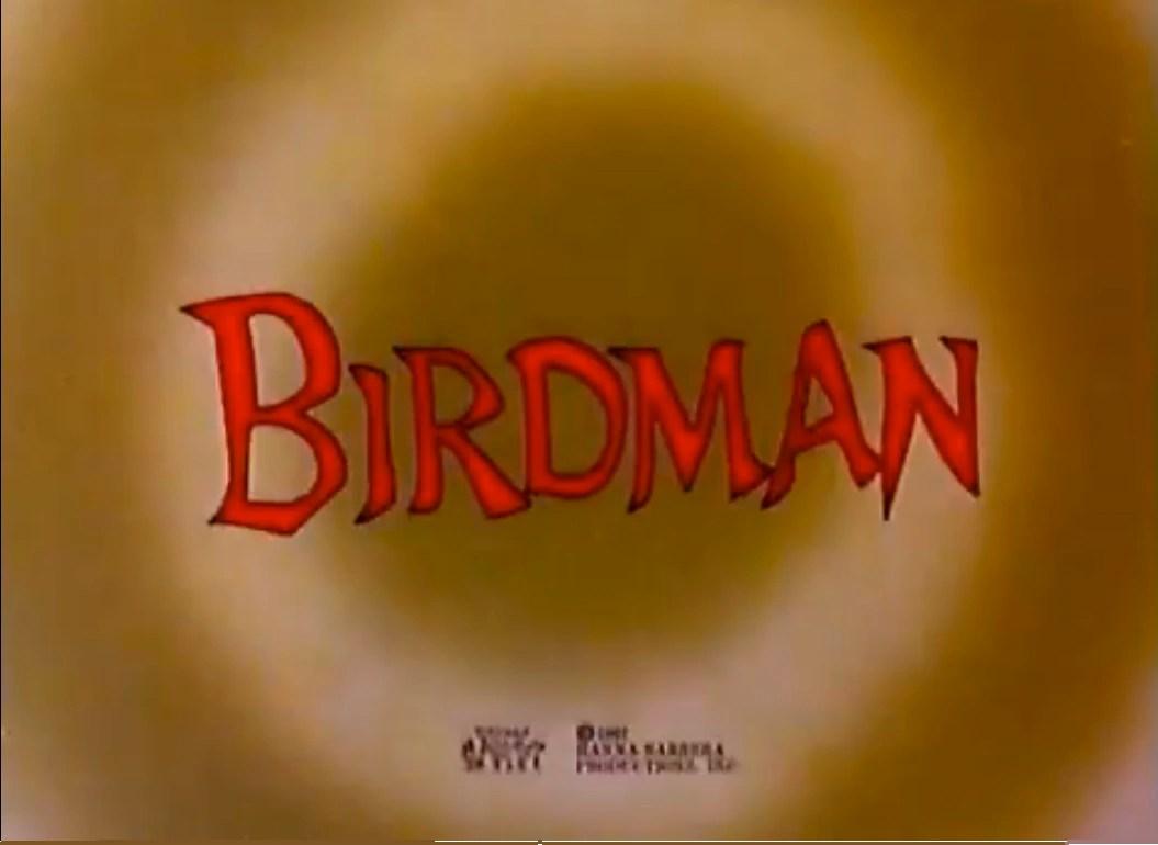 birdman the cartoon network