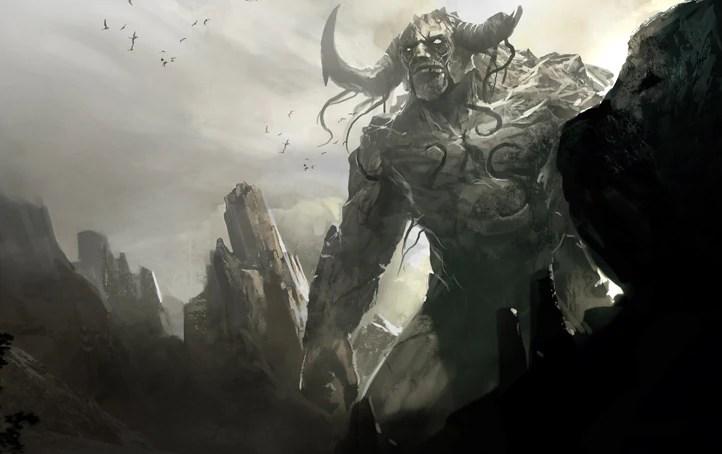 Shardros. the Mountain Giant | Castle Age Wiki | Fandom