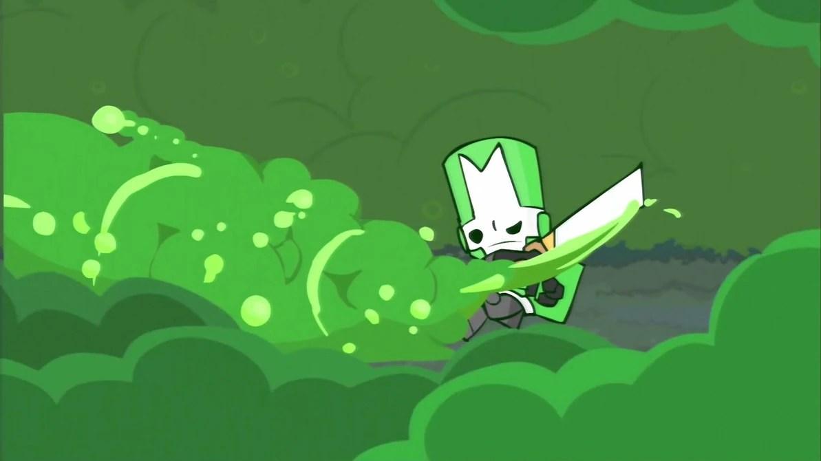 Green Knight Castle Crashers Wiki Fandom Powered By Wikia