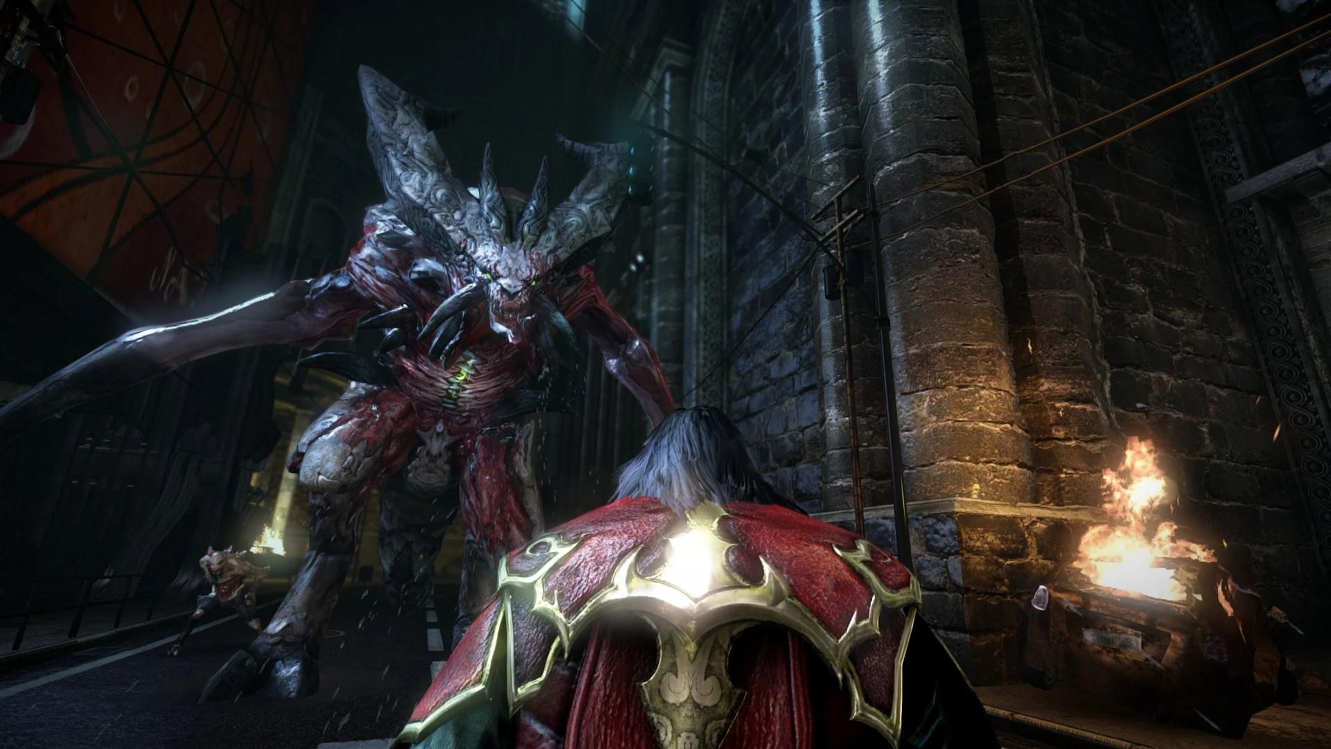 Mass Effect Animated Wallpaper Horned Demon Castlevania Wiki Fandom Powered By Wikia