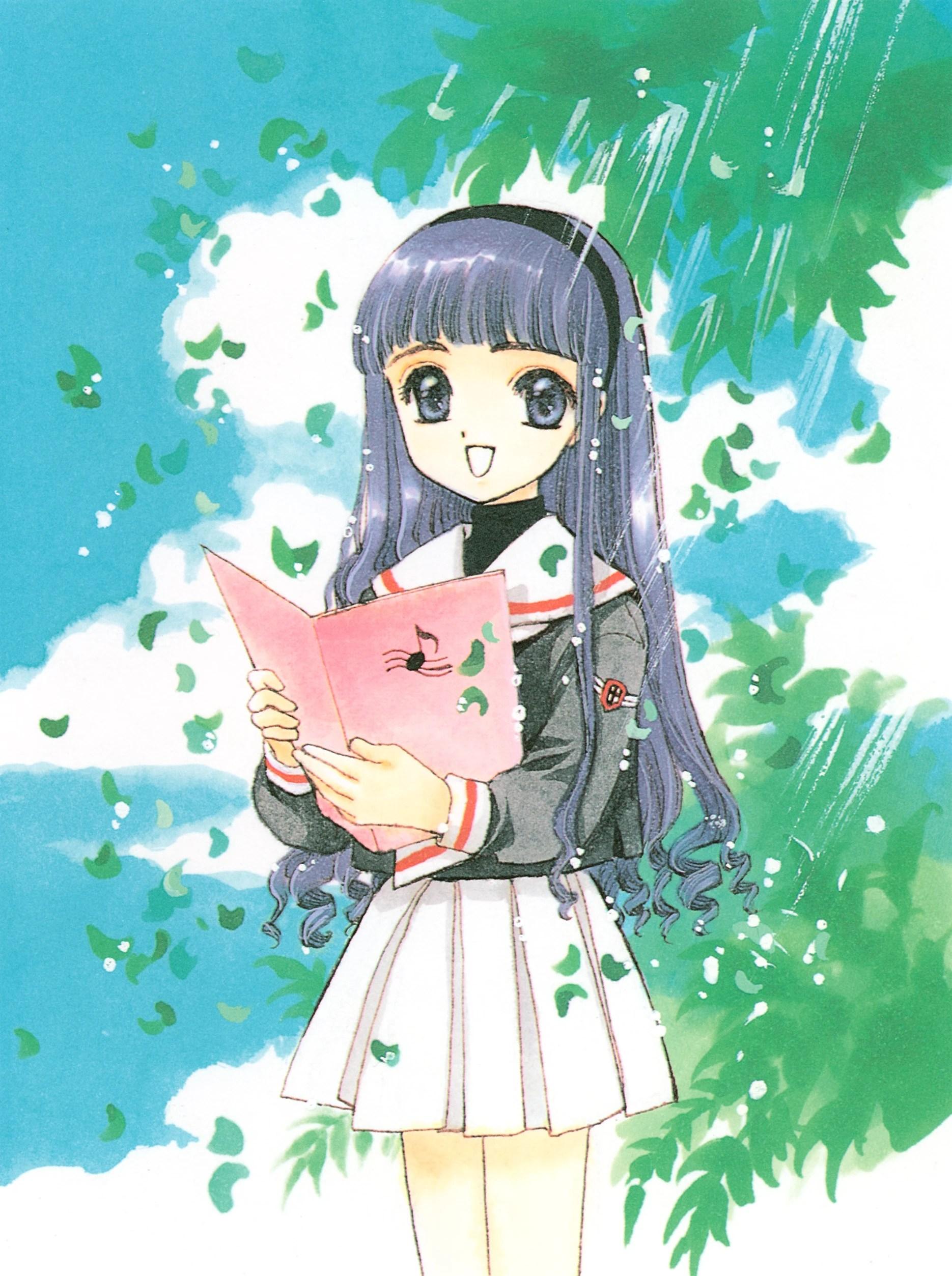 Tomoyo Daidouji Cardcaptor Sakura Wiki FANDOM Powered