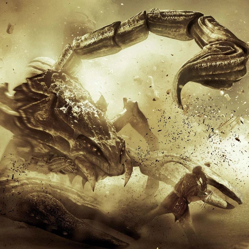 Scorpiochs Clash Of The Titans Wiki FANDOM Powered By