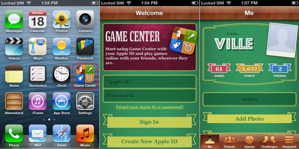 Game Center User Guide Clash Of Clans Wiki Fandom