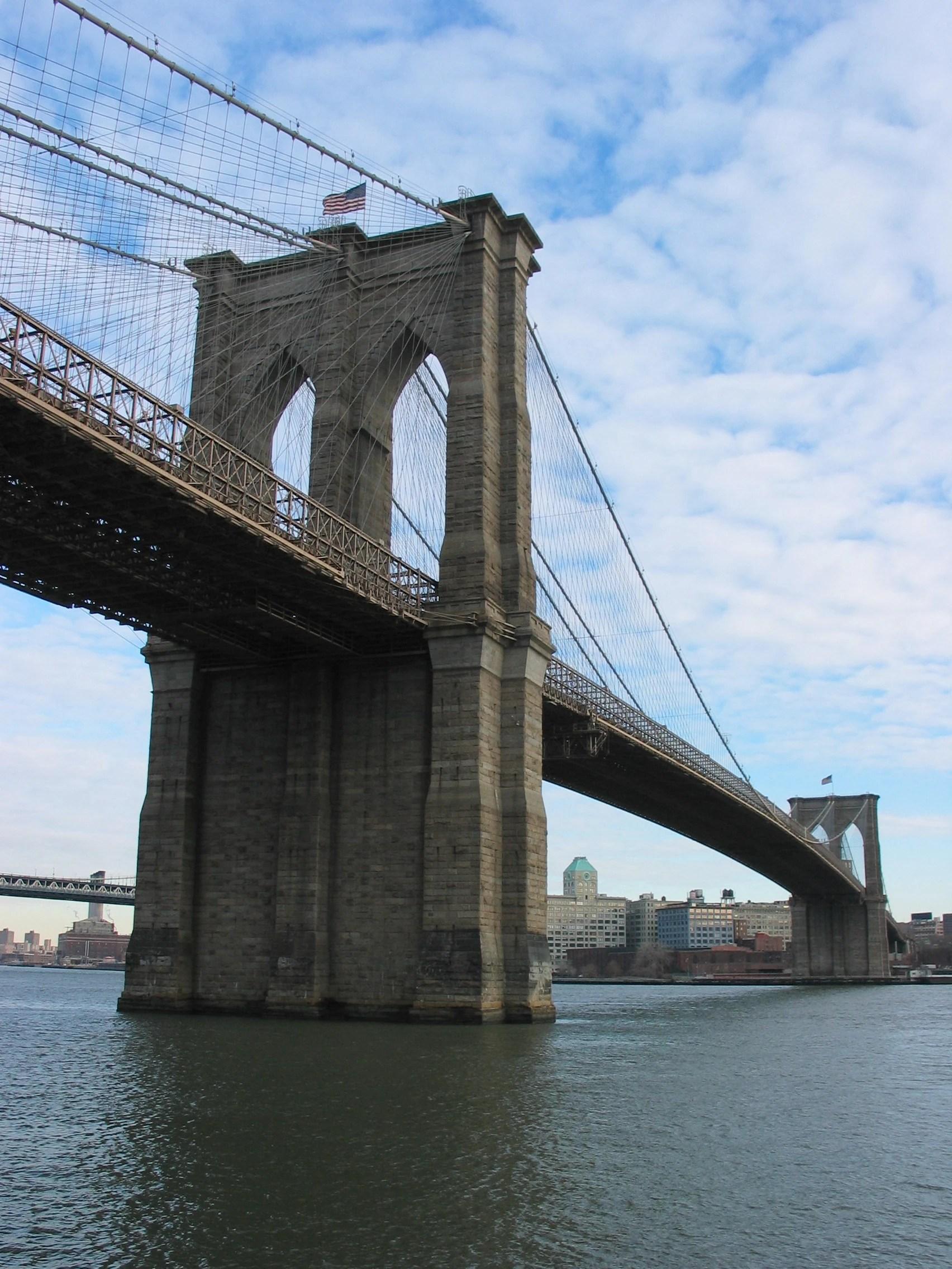 Brooklyn Bridge Cloverpedia Fandom Powered Wikia