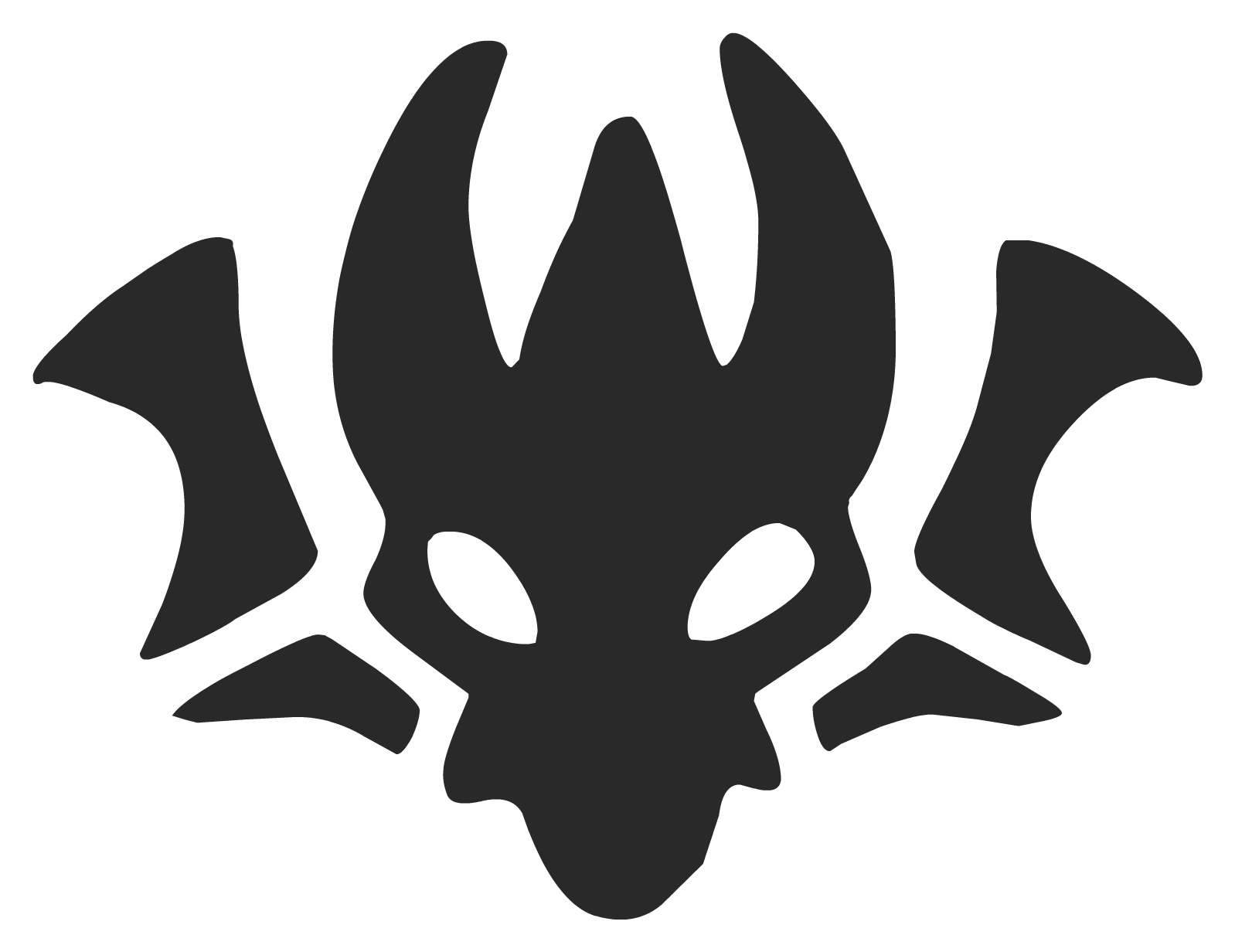 scorn crest pin [ 1598 x 1232 Pixel ]