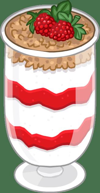 Yogurt Parfait  Club Penguin Wiki  FANDOM powered by Wikia