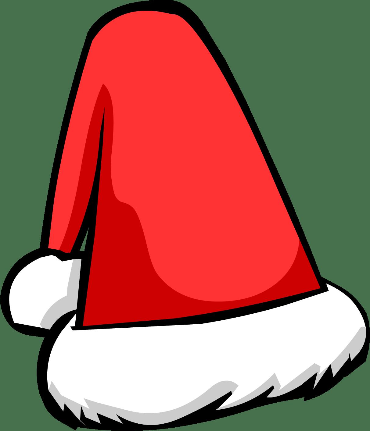 Santa Hat Club Penguin Wiki Fandom Powered Wikia